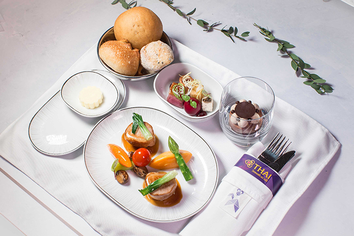 Thai Airways Michelin Starred Gastronomic Experience (1)