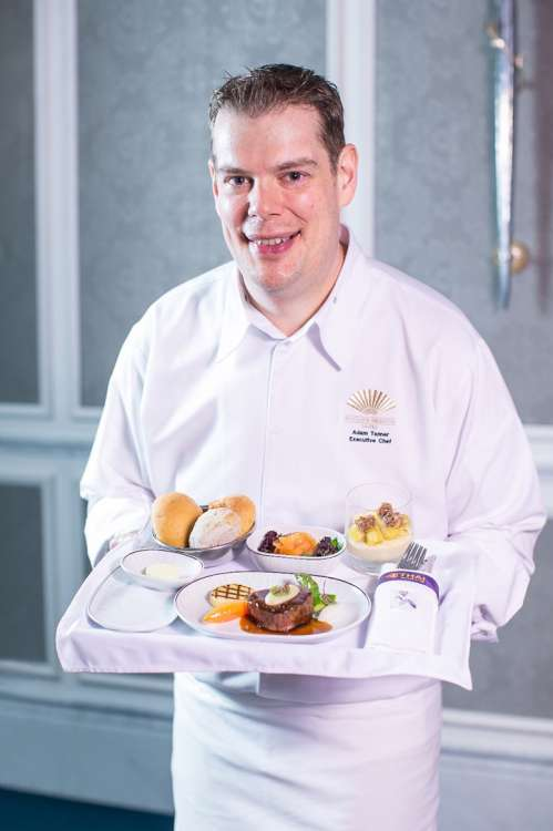 Thai Airways Michelin Starred Gastronomic Experience (2)