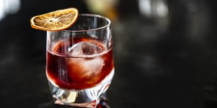 TAKE A NEGRONI FOR CHARITY AT THE ST. REGIS BAR