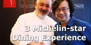 La Scala: 3 Michelin-starred guest Chef Umberto Bombana