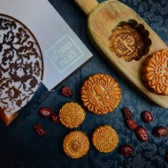 <b>MOONCAKE AT SUMMER PALACE, INTERCONTINENTAL BANGKO...</b>