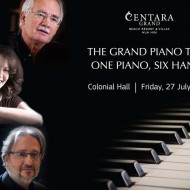 "<b>""THE GRAND PIANO TRIO"" AT CENTARA GRAND BEACH RESO...</b>"