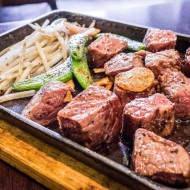 <b>NEXT STOP: TEPPANYAKI STATION AT ESPRESSO, INTERCO...</b>