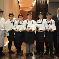 <b>Winner Okura cooking competition wins a 9-day educ...</b>