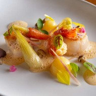 <b>Seasonal Japanese Ingredients at Award-winning Ele...</b>
