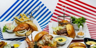 Amara Bangkok celebrate 4th of July with Homemade Juicy Burgers