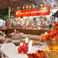 <b>STREET AND SEAFOOD BUFFETS ON SATURDAY NIGHTS AT S...</b>