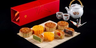 Traditional Mooncakes at The Okura Prestige Bangkok