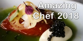THE 7TH SO AMAZING CHEFS 2018