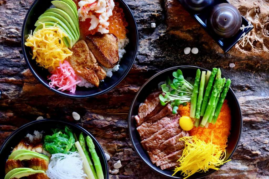 2.-JAPANESE-GOURMET-DELIGHTS-DONBURI-ARRIVE-AT-HAGI-CENTARA-GRAND-HUA-HIN-01