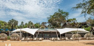 New M Beach Club in Phuket