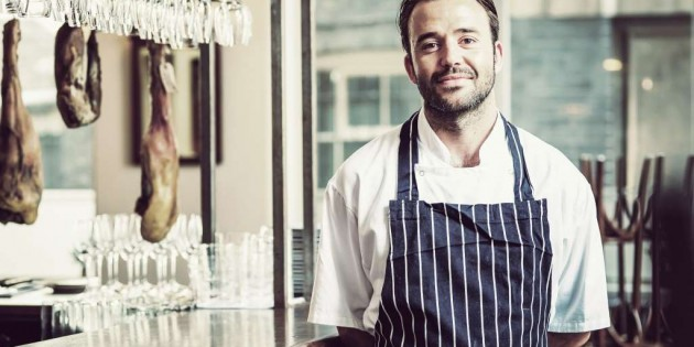 """""""Catch Tim If You Can"""" Acclaimed UK Chef Tim Spedding Cooks Up a Storm in Bangkok"""