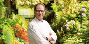 Multi-Michelin winning Chef Rolf Fliegauf at Banyan Tree Bangkok for exclusive guest appearance