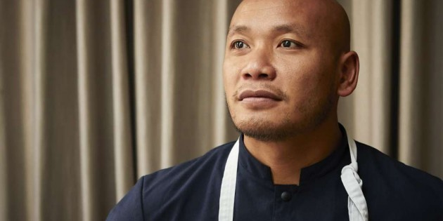 MICHELIN-STAR DINING WITH SAYAN A SCANDINAVIAN CHEF WITH THAI BLOOD