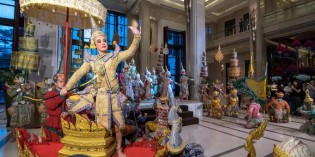 "Siam Kempinski Hotel Bangkok celebrates eight spectacular years with classic ""Khon"" performance"