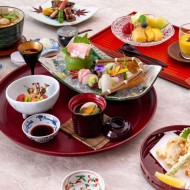 <b>Late Autumn Gozen Lunch and Kaiseki Dinner at Yama...</b>