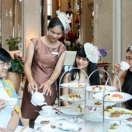<b>Afternoon Tea Reimagined at Siam Kempinski Hotel B...</b>