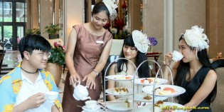 Afternoon Tea Reimagined at Siam Kempinski Hotel Bangkok