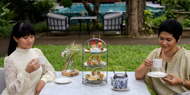 Yummy Afternoon tea, Dinner, Lunch in a beautiful setting