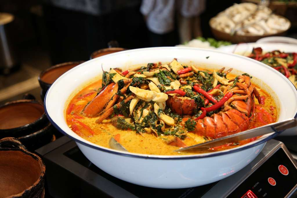 Lobster-Curry