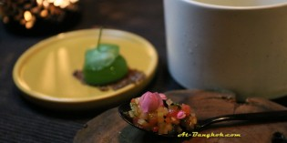 7 Course Vegan at Haoma during J festival