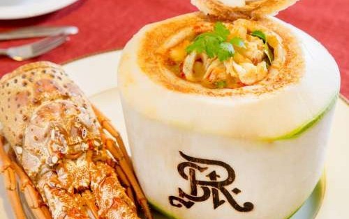 Tasteful Dishes with a Modern Touch at Elegant Dining venues in 8 hotels across Ratchaprasong