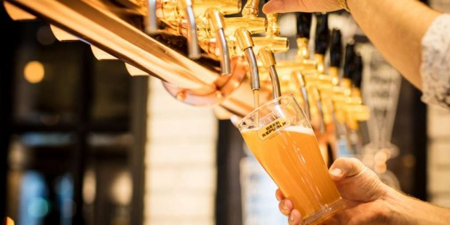 MORE THAN 50 FREE-FLOW BEERS ON TAP FOR BEER REPUBLIC BIRTHDAY BASH