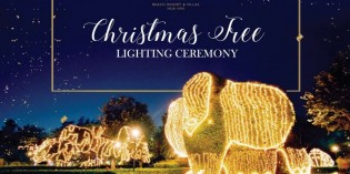 LIGHT UP THE HOLIDAY SEASON IN HUA HIN AT CENTARA GRAND BEACH RESORT & VILLAS HUA HIN