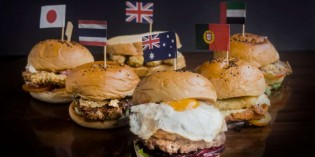 Burger around the World!