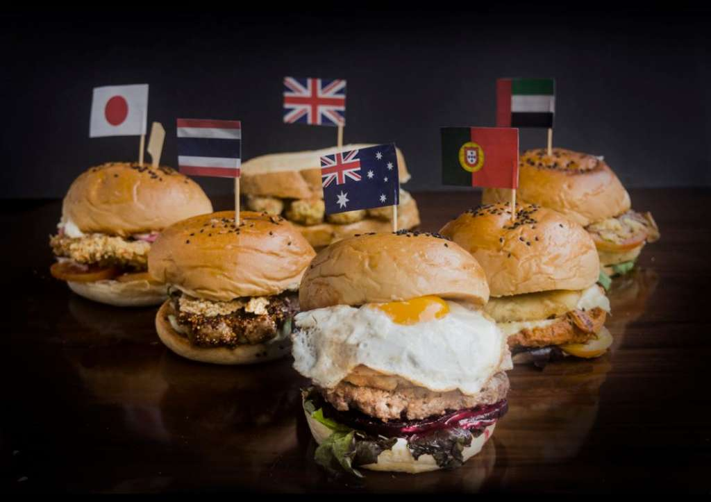 Burger-Around-the-World