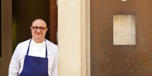 ITALIAN JOB #3 David Tamburini and La Scala welcome Chef Ciccio Sultano 2-Michelin Star restaurant Duomo