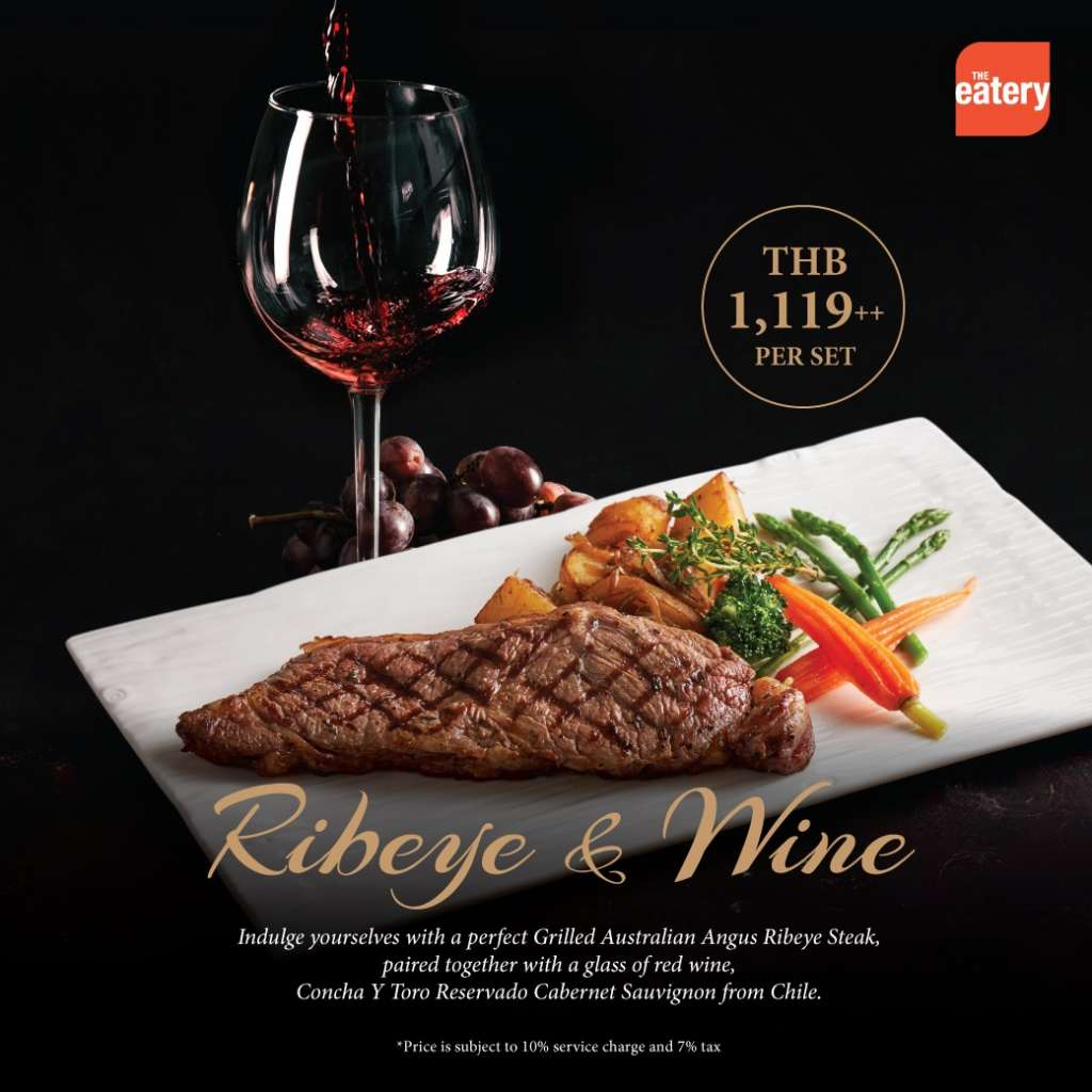 Ribeye-Wine-at-The-Eatery