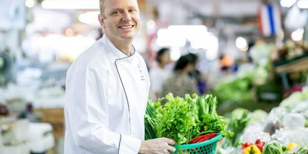 NEW EXECUTIVE CHEF, CHRISTOPHER MILLER, APPOINTED AT THE ST. REGIS BANGKOK