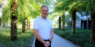 Gerd Kotlorz GM of Phuket Marriott Resort and Spa, Nai Yang Beach