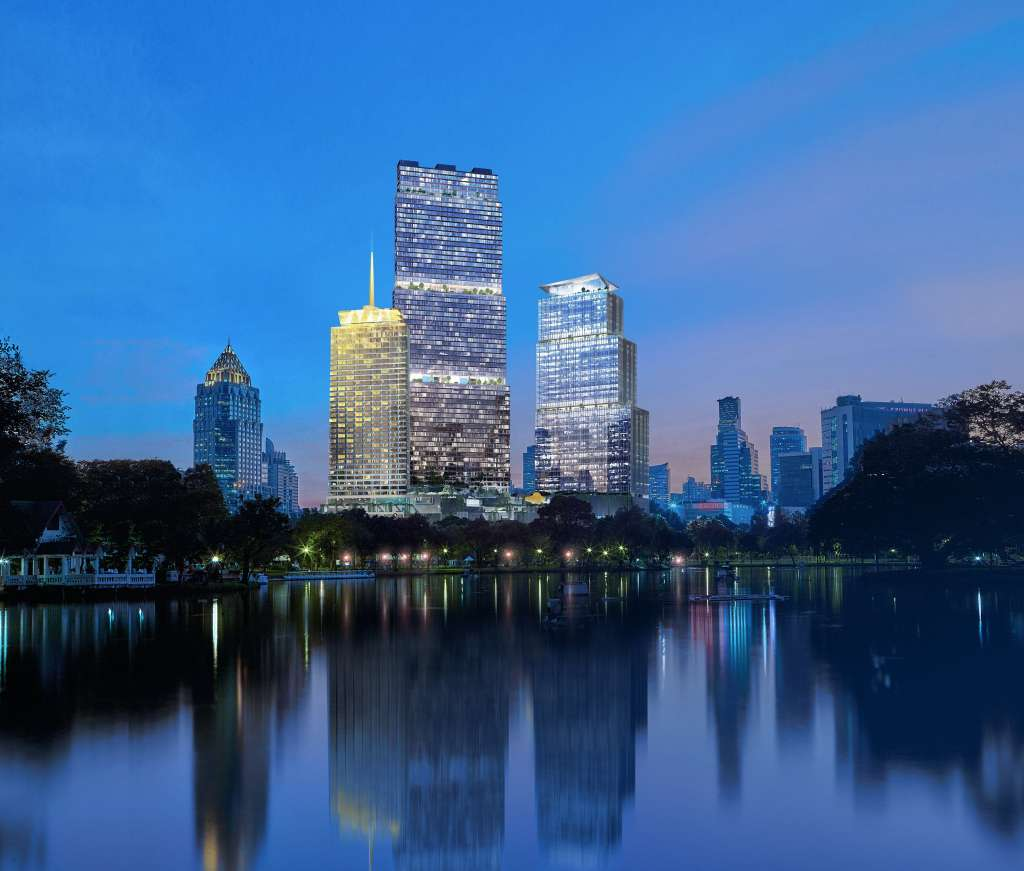 2-Dusit-Central-Park-Night
