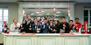 Thailand's first CHAMPION, THE CAMPARI BARTENDER COMPETITION ASIA 2018