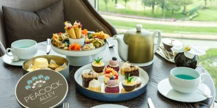 New afternoon tea at Waldorf Astoria Bangkok
