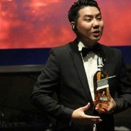 <b>THE RELEASE OF JOHNNIE WALKER BLUE LABEL GHOST AND...</b>