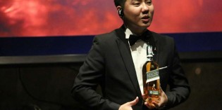 THE RELEASE OF JOHNNIE WALKER BLUE LABEL GHOST AND RARE PORT ELLEN