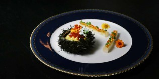 In the Mood for Uni Sea Urchin at Scarlett Wine Bar & Restaurant