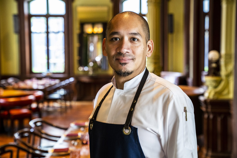 WEERAKET (JOE) NILAYON EXECUTIVE CHEF, THE HOUSE ON SATHORN