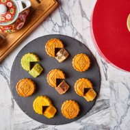<b>Erawan Mooncake Delight 2019, Grand Hyatt Erawan B...</b>