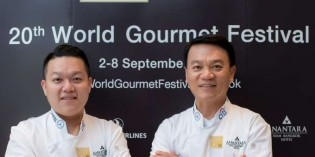 20th Annual World Gourmet Festival