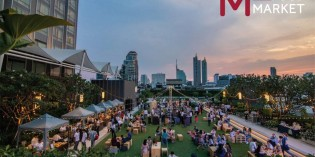 "Marriott International Celebrates Bangkok's Lively Street Food Scene With Second ""MLive Food Market"""