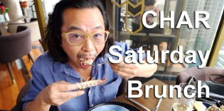 Saturday Brunch Char Grill Hotel Indigo Bangkok