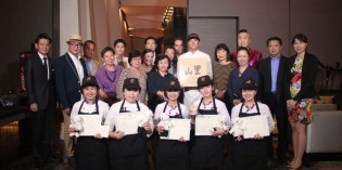 Okura Awarded Ms. Kanitta Pongaekkawat a 9-day educational trip to Hotel Okura Amsterdam