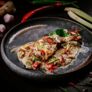 <b>New dishes with Michelin-starred Chef at Terrace R...</b>