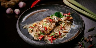 New dishes with Michelin-starred Chef at Terrace Rim Naam restaurant, Mandarin Oriental, Bangkok from 8 July 2019 onwards