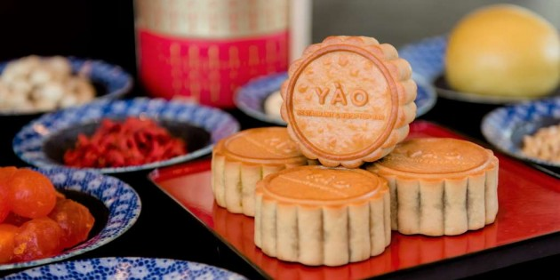 Bangkok Marriott Hotel The Surawongse celebrates the Mid-Autumn Festival