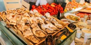 New Sunday Brunch best from around the world at Centara Grand at CentralWorld